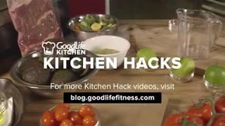 GoodLife Kitchen Hacks: Avocado