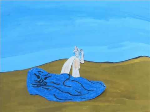 Солнце и ветер, по мотивам сказки, Даша