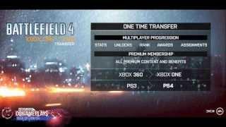 Battlefield 4 News: Current-Gen Battlefield 4 Stats Will Transfer to Xbox One, PS4