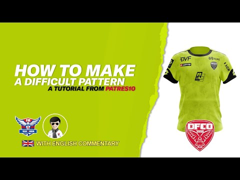 FC'12 Tutorial | How to make a difficult pattern