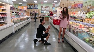 SHE SAID YES! thumbnail
