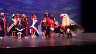 Haida Raven Dance