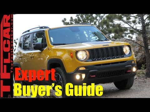 Watch This Before You A Jeep Renegade Tfl Expert Er S Guide