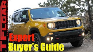 Watch This Before You Buy a Jeep Renegade: TFL Expert Buyer's Guide