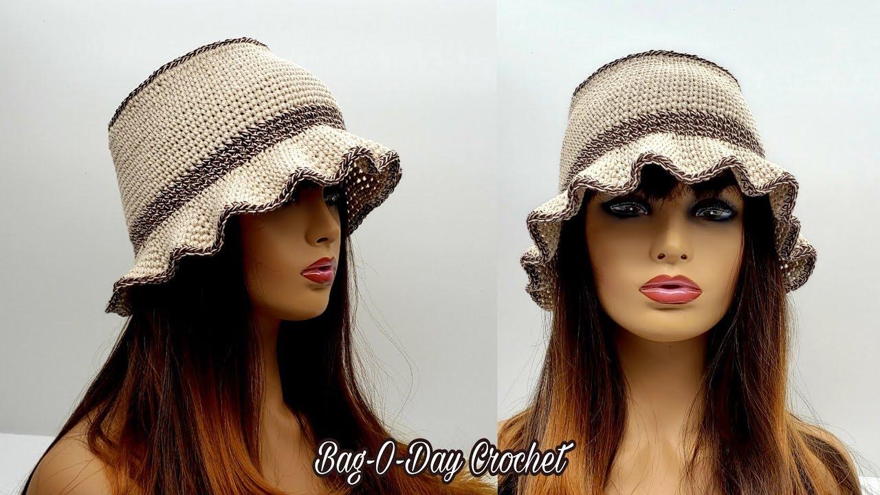 Crocheted Summer Hat sun hat women hat,Hand Crocheted Hat Womens Hat summer  hat,blue  beanie,summer  hat