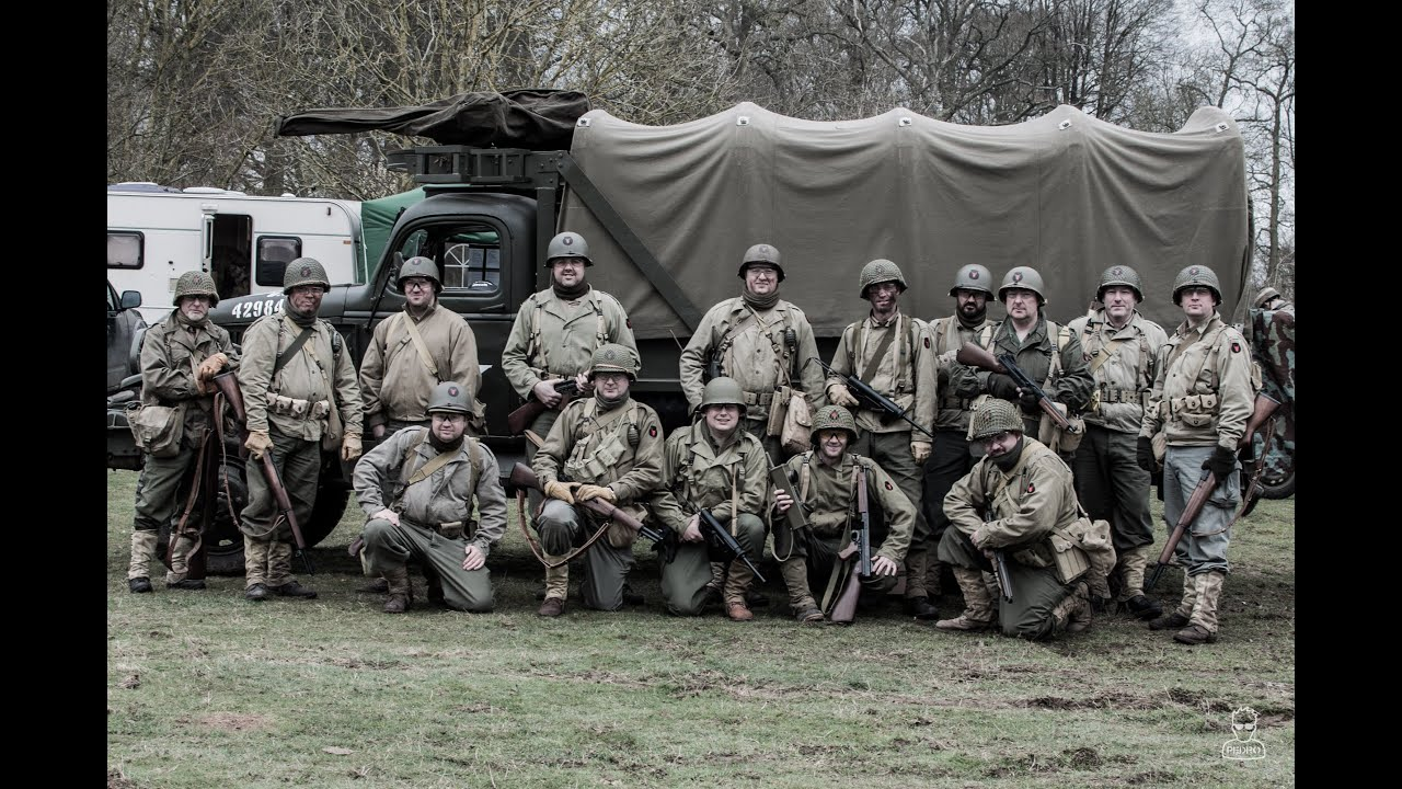 Road Rome Ww2 Airsoft Game