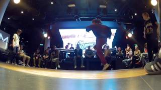 Смачный джем l bgirl battle final l Smiley vs Lena vs Ksu1X
