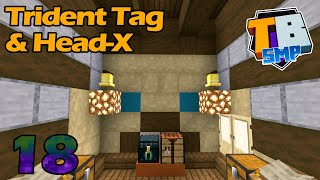 Trident Tag and The Head Exchange! - Truly Bedrock S2E18