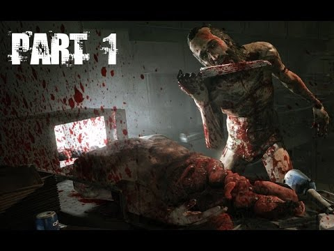 Outlast Whistleblower Gameplay Walkthrough (PS4) Part 1 - You violated me!
