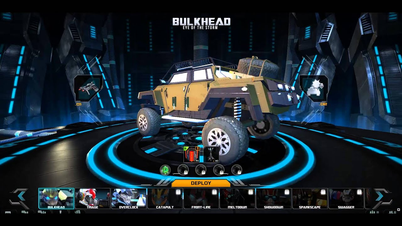 Transformers Universe - Bulkhead Preview - YouTube