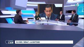 Élysée/ Sénat : la rupture #cdanslair 21.02.2019