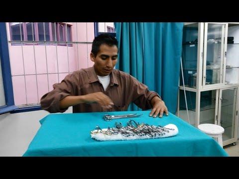 Técnica Quirúrgica - Instrumental Quirúrgico