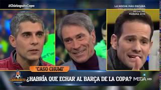 TREMENDO CARA A CARA Quim VS José Luis por la ALINEACIÓN INDEBIDA de CHUMI
