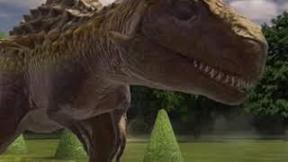 ドラコケラトプスが体力2で逃げられそうになった(笑)ジュラシックワールドアライブ攻略法