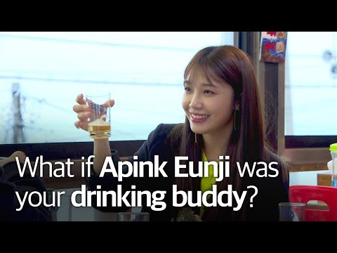 What If Apink Eunji Drinks With You And Gives You Advice? • ENG SUB • Dingo Kdrama