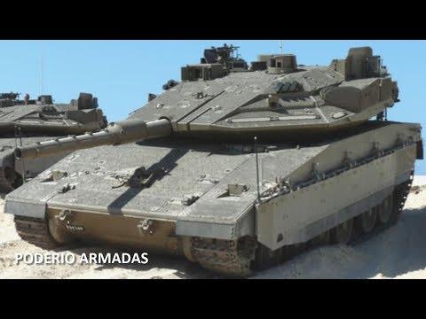 Las Poderosas Armas De Israel Por Las Que Nadie Quiere Ir A La Guerra