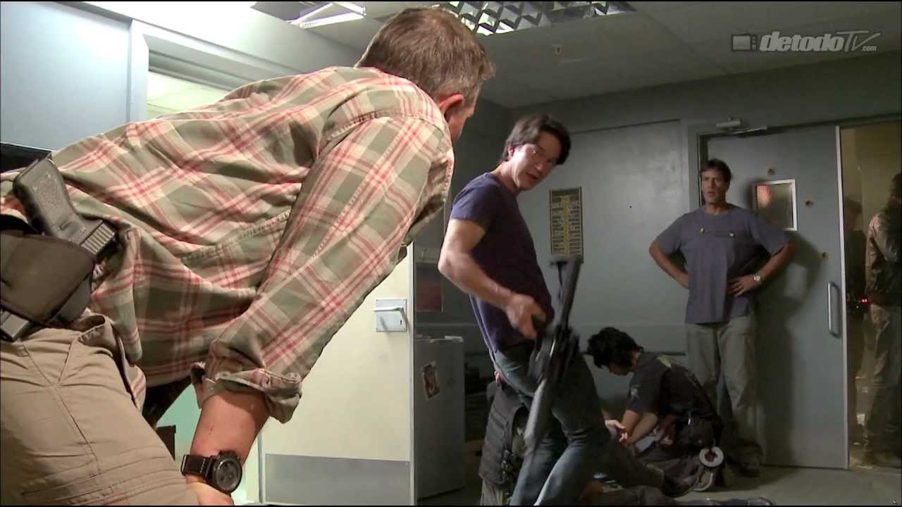 """Download Safe House Blu-ray - """"Shooting the Safe House Attack: A war movie"""""""