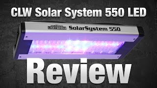California Lightworks Solar System 550 LED Grow Light Review – Hydrobuilder.com