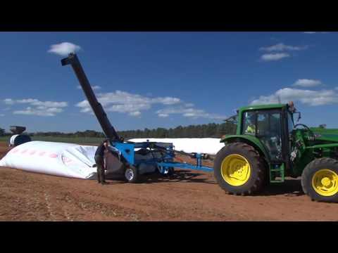 Grain Storage Systems Australia Emptying Bag