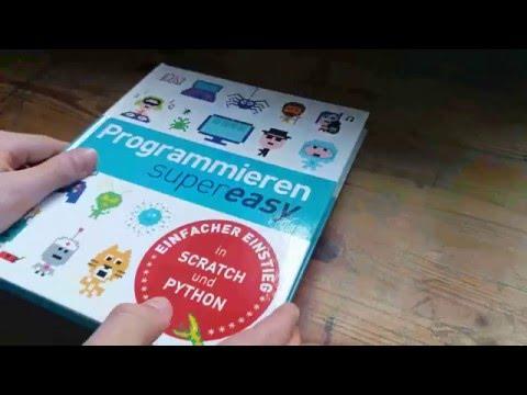 Das Buch: Programmieren Super Easy!