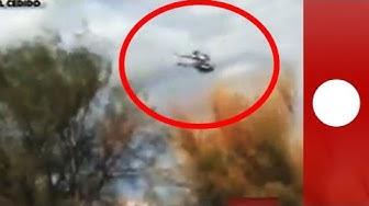 Hubschrauberunglück: Bekannte französische Sportler sterben in Argentinien