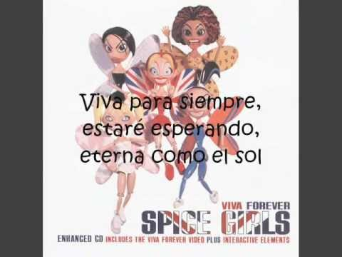 Spice Girls - Viva Forever (Subtitulada en Español)
