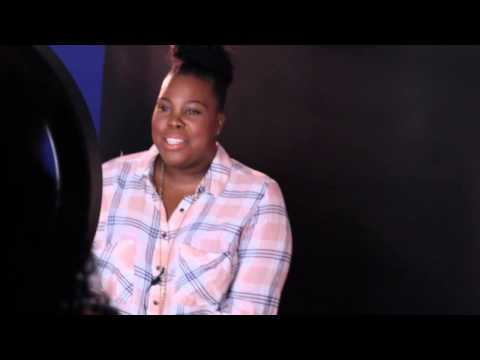 Black Actress: Amber Riley Extended Interview