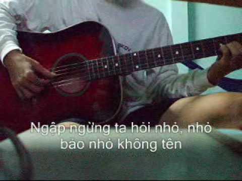 Nho oi guitar-Nhỏ ơi guitar- nho oi