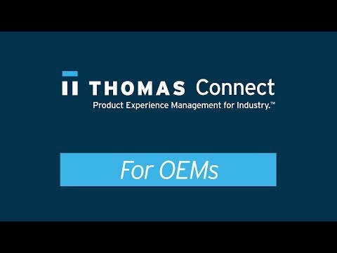 Thomas Connect For OEMs