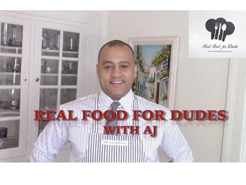 Real Food for Dudes