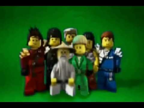 Lego Nindzago sezona 3 Srpski - YouTube
