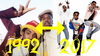 The Evolution Of Trap Music (1992-2017)