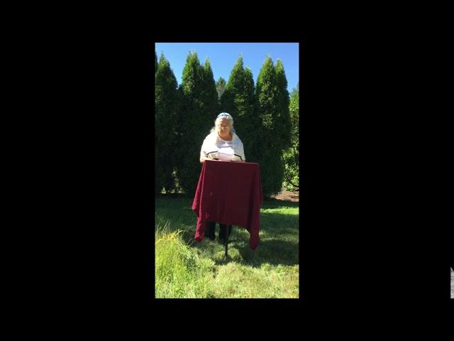 Yom Kippur Torah Reading: Aliyah #5