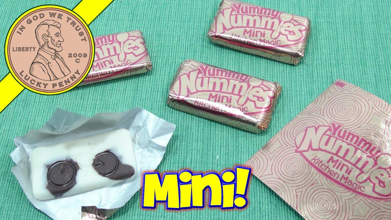 Yummy Nummies Candy Bar Maker - Mini Kitchen Magic - YouTube