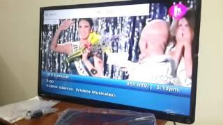 tv led toshiba 32L1400
