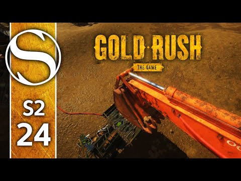 #24 Gold Rush - Gold Rush Gameplay [Bitcoin Mining]