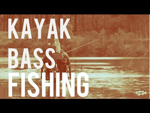 Kayak Bass Fishing At Live Oak Plantation