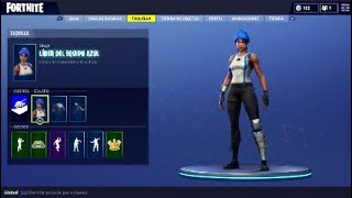 GET SKIN FREE (blue)Fortnite