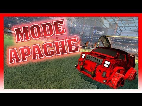 MODE APACHE EN MERC CONTRE LES ABONNES ! - Rocket League thumbnail