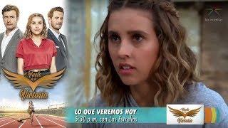 El vuelo de la Victoria | Avance 23 de agosto | Hoy - Televisa