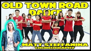 OLD TOWN ROAD - LIL NAS X BILLY RAY CYRUS - DANCE CHOREOGRAPHY BY MATT STEFFANINA Video