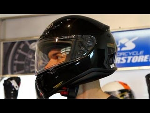 4f2792ce Shoei RF-1200 Helmet from Motorcycle-Superstore.com - YouTube
