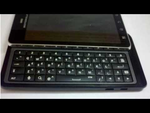 Motorola Droid 3 First Look