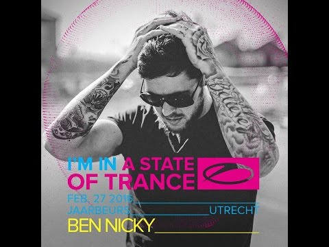 Ben Nicky - Live @ A State Of Trance 750, Utrecht (Stage Who's Afraid Of 138) - 27.2.2016