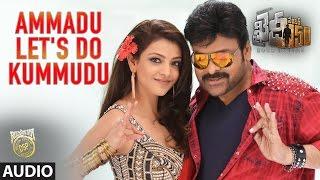 Gambar cover Ammadu Lets Do Kummudu Full Song Audio || Khaidi No 150 | Chiranjeevi,Kajal,Telugu Songs 2017