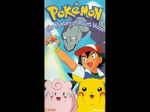 Closing to Pokemon The Mystery Mount Moon 1999 VHS