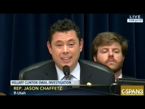 Jason Chaffetz SLAMS FBI Agents Right From The Start Of Hearing On Hillary Clinton Investigation