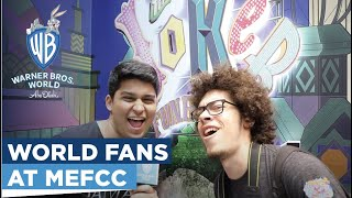 Warner Bros. World Fans at MEFCC 2018