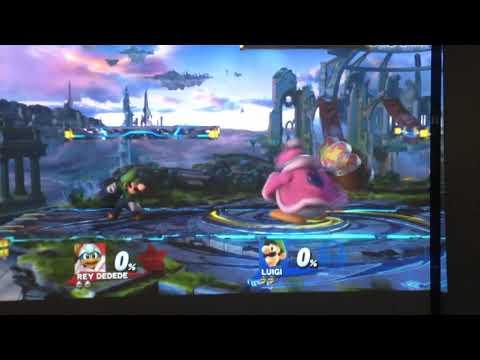 MemeTown S1478 (King Dedede) vs Luigi (Luigi) WR #1
