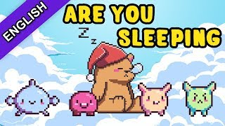 8 Bit Kids Songs 2017 | Are You Sleeping | Bibitsku Songs For Kids 2017